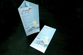 平面印刷設計DM