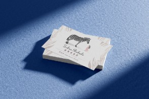 平面印刷設計名片