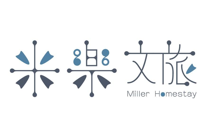 LOGO網站連結Logo文字型